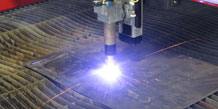 CNC High Definition Plasma Cutting