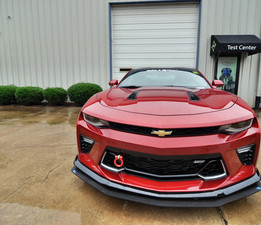 2016 Chevy Camaro SS Splitter by PSI, available in 2 styles!