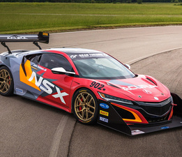 Honda Factory Racing NSX Pikes Peak 2018