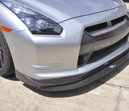 R35 GTR MC2P front Splitter